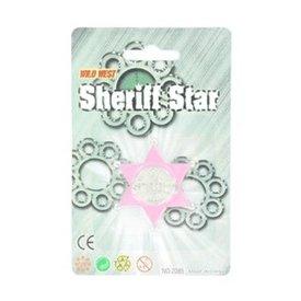 M&F Pink Sheriff Star