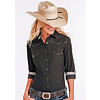 Women's Rough Stock Snap Front Shirt R4S2215