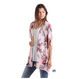 Panhandle Women's Panhandle Kimono J9-1275