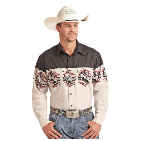 Men's  Panhandle Snap Front Shirt 30S1121