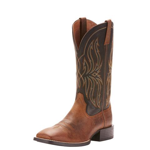 Men's Ariat Sport Rustler Western Boot 10025127