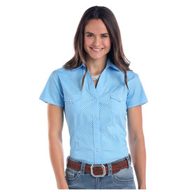 Panhandle Women's Rough Stock Snap Front Shirt R5S1533