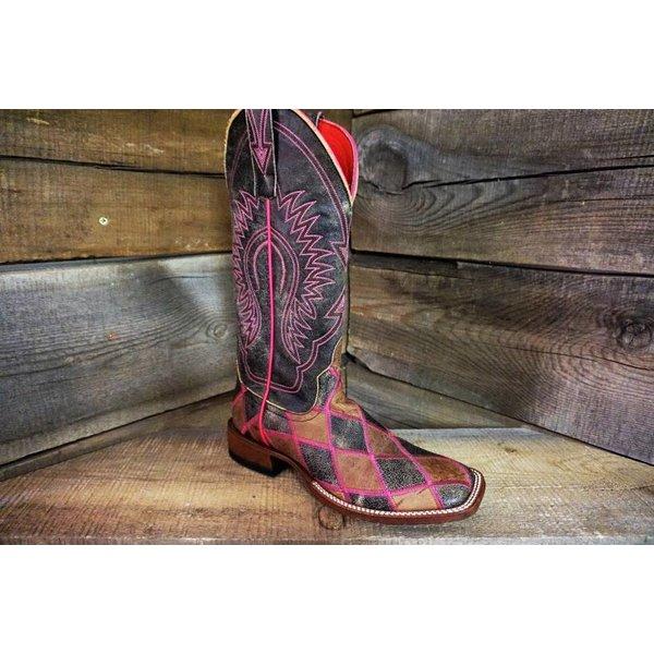 Macie Bean Women's Macie Bean Western Boot M9054 C3 7 B