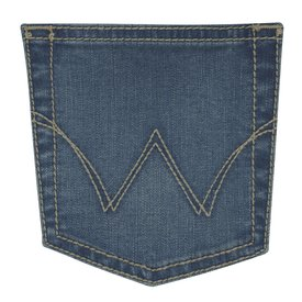 Wrangler Girl's Wrangler Q-Baby Ultimate Riding Jean GRQ20MW