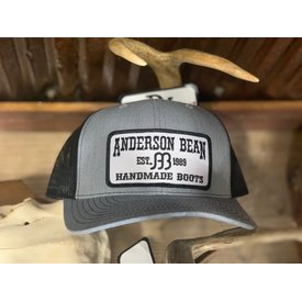 Red Dirt Hat Co Men's Heather Grey Anderson Bean Cap