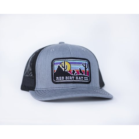 Men's Red Dirt Hat Co. Coyote Cap RDHC82
