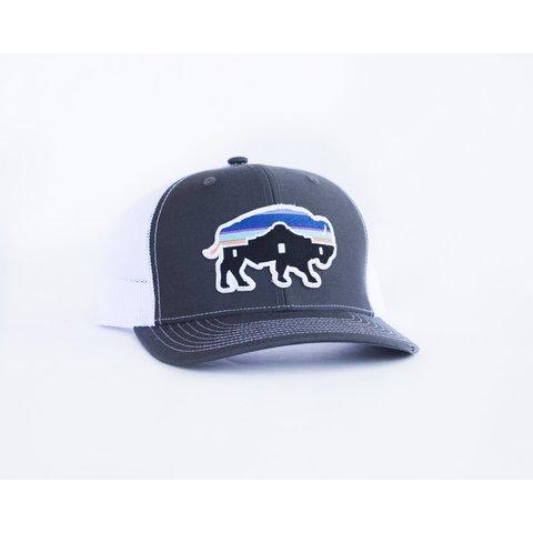 Men's Red Dirt Hat Co. Alamo Buffalo Cap RDHC64