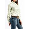 Women's Cinch Button Down Shirt MSW9164105