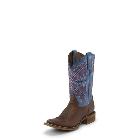 Women's Nocona Nadia Blue Boot NL5417