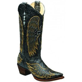 Corral Women's Winged Cross Western Boot C3