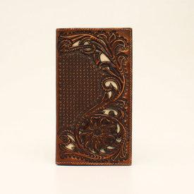 Nocona Belt Co. Men's Nocona Rodeo Wallet N500003208