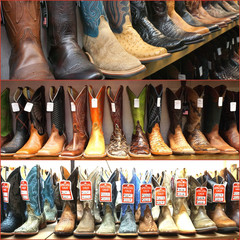 Men's, Ladies, Children's Boots