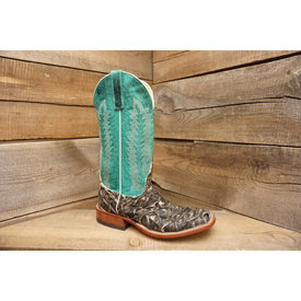 Anderson Bean Men's Teal Top Big Bass Boot