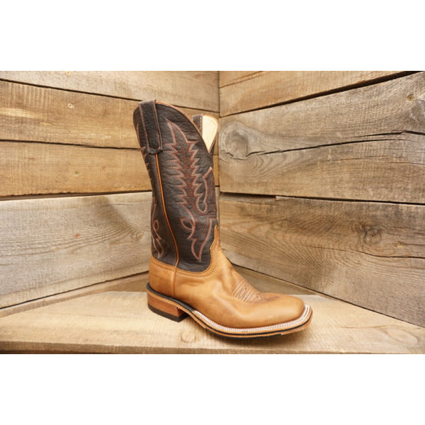 93ddbc2b4ee Tan Square Toe Boots by Anderson Bean