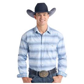 Panhandle Men's Rough Stock Snap Front Shirt R0S2143