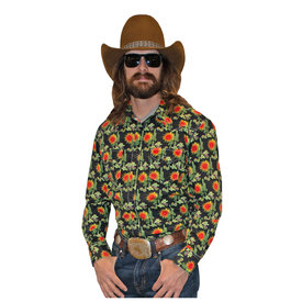 Rock & Roll Cowboy Men's Rock & Roll Cowboy Snap Front Shirt B2S2329
