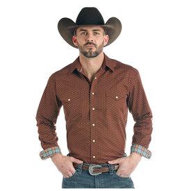 Panhandle Men's Rough Stock Snap Front Shirt R0S2135
