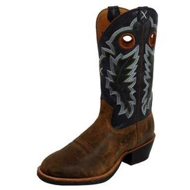 Twisted X Men's Twisted X Ruff Stock Boot MRS0037 C3