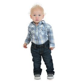 Wrangler Infant's Wrangler Baby Bodysuit PQ3383M