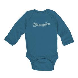 Wrangler Infant's Wrangler Baby Bodysuit PQK385M