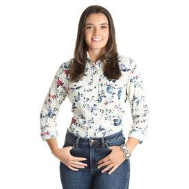 Wrangler Women's Wrangler Snap Front Shirt LW3116M