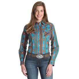 Wrangler Women's Wrangler Snap Front Shirt LW3136M