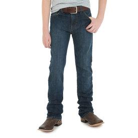 Wrangler Boy's Wrangler 20X No. 44 Slim Straight Jean 44BWXGD