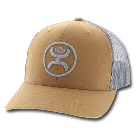 Hooey Men's Hooey Cap 1005T-TNGY OSFA