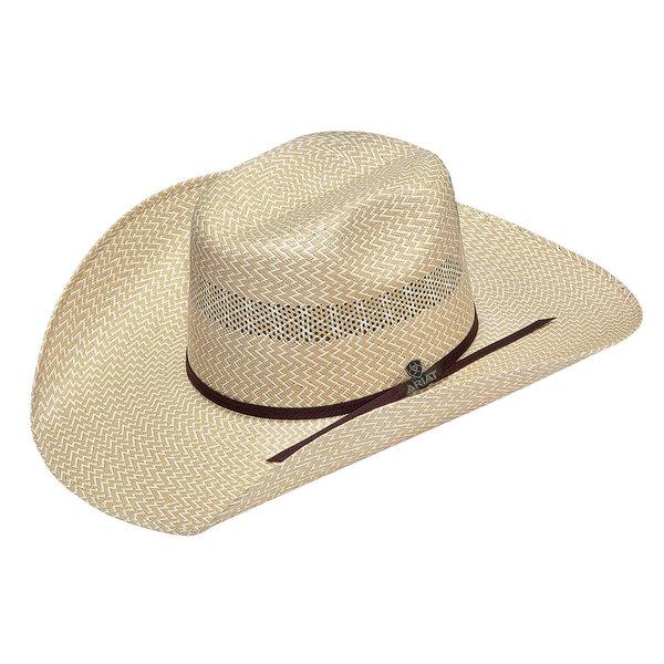 Ariat Ariat 20X Straw Hat A73116