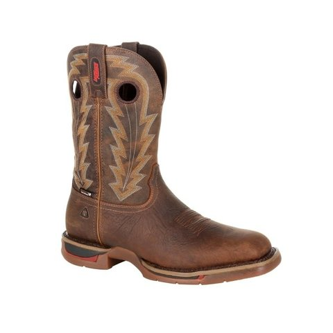 Men's Rocky Long Range Waterproof Western Boot RKW0278