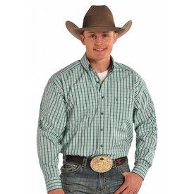 Panhandle Men's Tuf Cooper Button Down Shirt TCD5572 C3 2XL