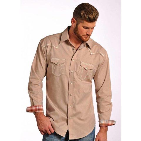 Men's Rough Stock Snap Front Shirt R0F4189 C3 2XL