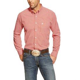 Ariat Men's Ariat Beau Button Down Shirt 10015995 C3 2XL