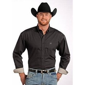 Panhandle Men's Panhandle Button Down Shirt 36D4134 C3 XL