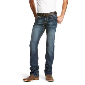 Ariat Men's Ariat M7 Rocker Stretch Boot Cut Jean C4 33 36