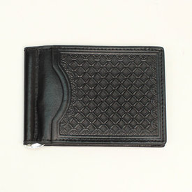 Nocona Belt Co. Men's Nocona Bi-Fold Money Clip N5412701