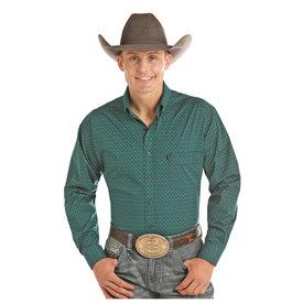 Panhandle Men's Panhandle Button Down Shirt TCD2617