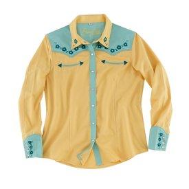 Resistol Women's Sherry Cervi by Resistol Alanis Snap Front Shirt R3F907-S092