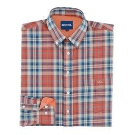 Resistol Men's Resistol Bolton Button Down Shirt R1F907-B002