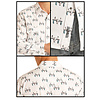 Men's Rock & Roll Cowboy Snap Front Shirt B2S2312