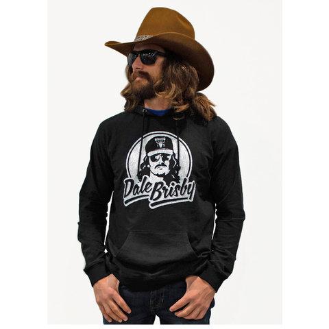 Men's Rock & Roll Cowboy Hoodie P8H2033