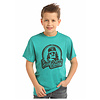 Boy's Rock & Roll Cowboy T-Shirt P3T2264
