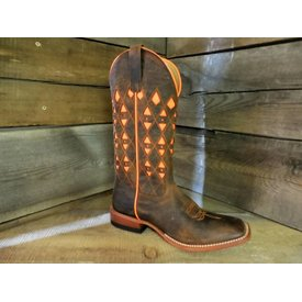 Horse Power Men's Horse Power Western Boot HP1763 C3 11 D