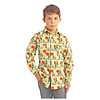 Boy's Rock & Roll Cowboy Snap Front Shirt B8S2330