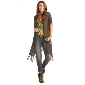 Rock and Roll Cowgirl Women's Rock & Roll Cardigan 46-2914