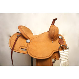 Billy Cook Billy Cook Barrel Racer Roughout