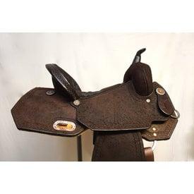 High Horse High Horse Lindale Barrel Saddle