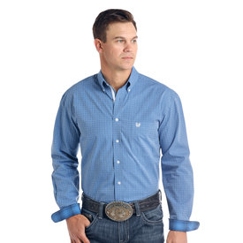Panhandle Men's Rough Stock Button Down R0D2144