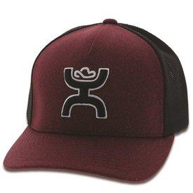 Hooey Men's Maroon Cap