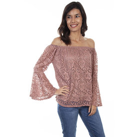Scully Women's Scully Blouse HC593